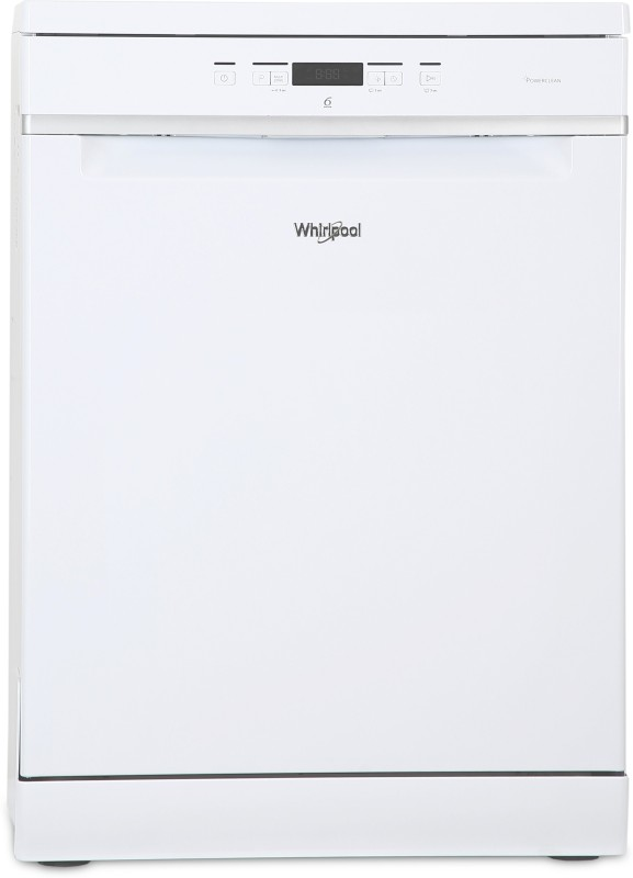 Whirlpool Powerclean (WFC3C24 PF IN) Free Standing 14 Place Settings Dishwasher