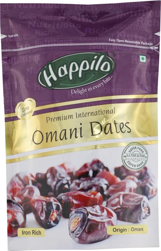 Happilo Premium International Omani Dates(250 g)