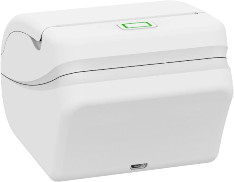 PremiumAV WiFi Thermal Receipt Printer Barcode Printer Wireless Phone Photo Printer Any Language and Photo Printer JEPOD Single Function Printer(White)