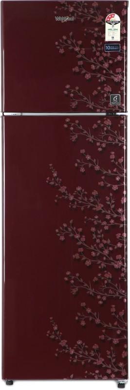Whirlpool 292 L Frost Free Double Door 3 Star Refrigerator(Wine Gloria, NEO SP305 PRM Wine Gloria(3S))