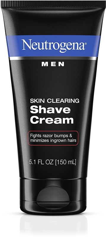 Neutrogena Men Skin Clearing Skin Shave Cream - 150ml (5.1oz)(150 ml)