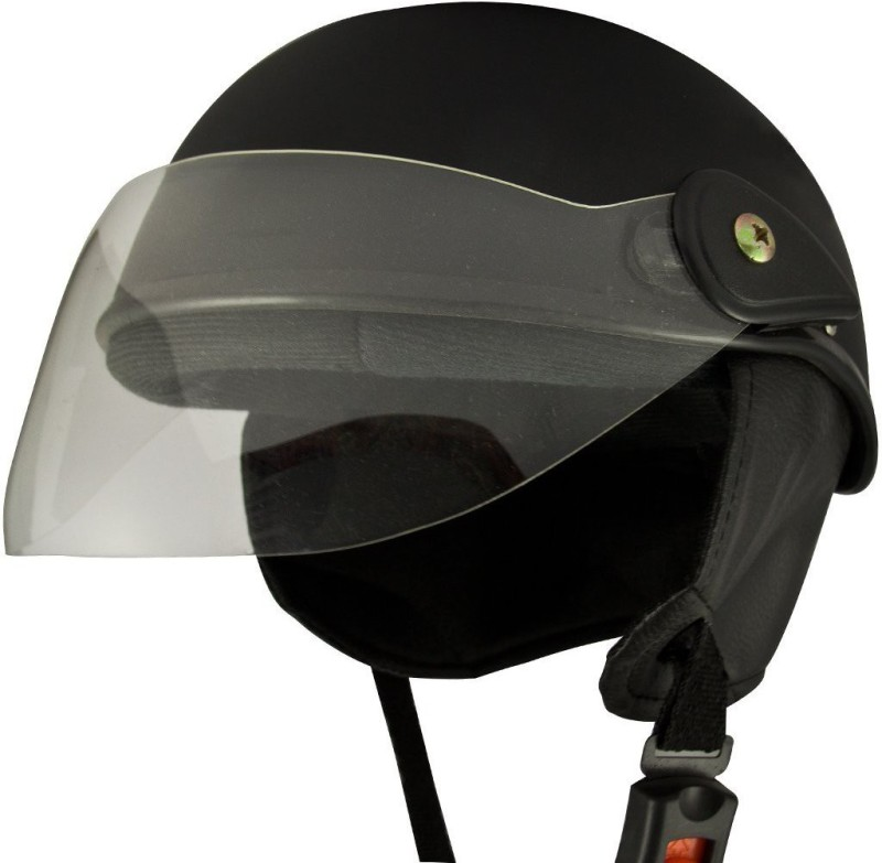 Anokhe Collections Racing Master Motorbike Helmet(Black Matte)