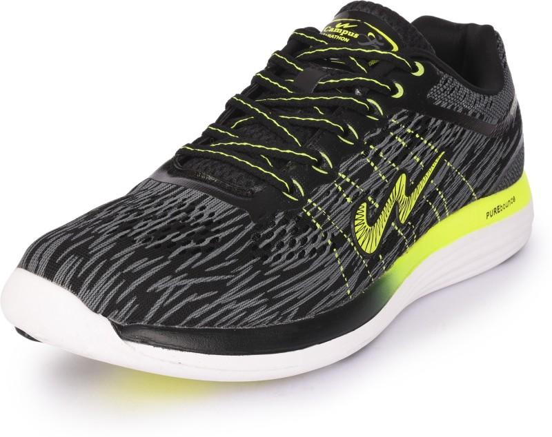 Campus Running Shoes For Men(Black)