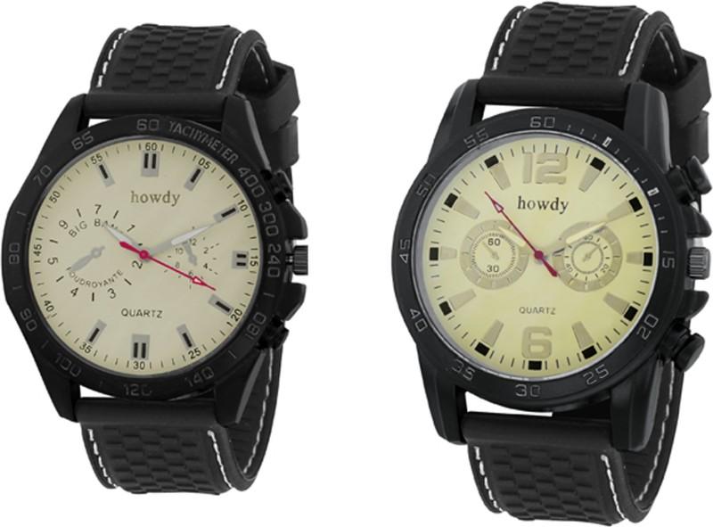 Howdy Analog Wrist Men's Watch Men's Watch image