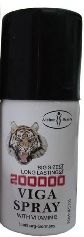Aayatouch 200000 Viga Spray Long Lasting Body Spray - For Men(45 ml)