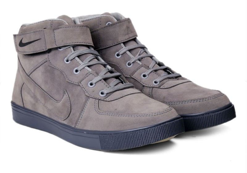 Brooke Trendy & Cool Boots For Men(Grey)