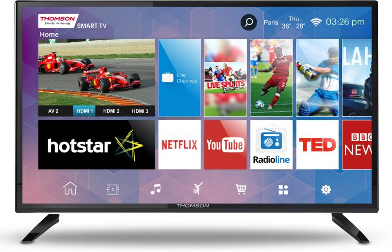 Thomson B9 Pro 80cm (32 inch) HD Ready LED Smart TV