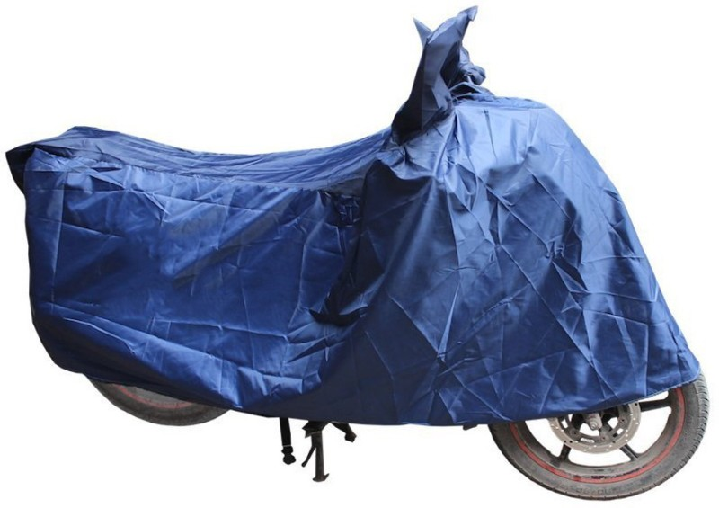 A+ RAIN PROOF Two Wheeler Cover for Universal For Bike(Blue)