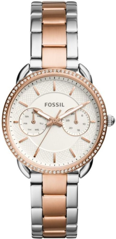 Fossil ES4396 TAILOR Watch - For Women