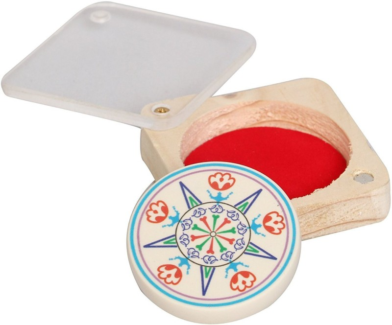 Precise Plastic Carrom Striker(Multicolor)
