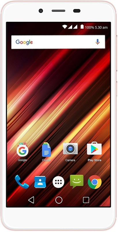 Panasonic Eluga Pulse X (Rose Gold, 16 GB)(3 GB RAM)