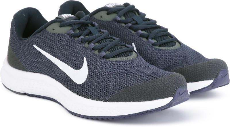 Nike NIKE RUNALLDAY Running Shoes For Men(Blue)