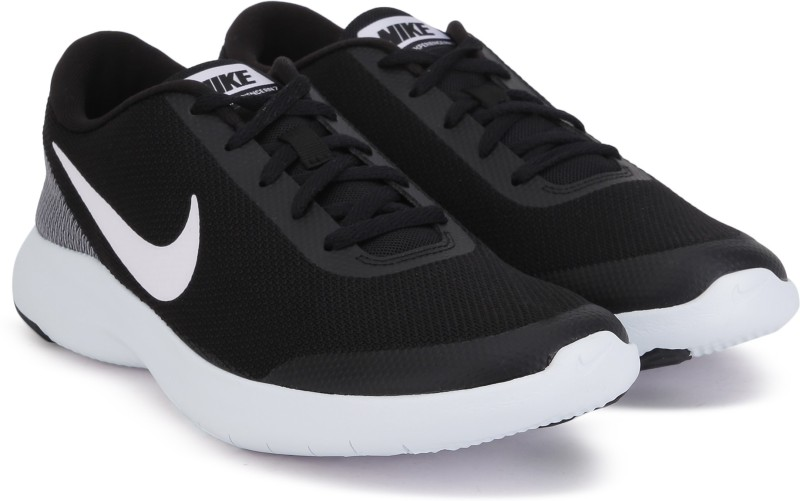 Nike NIKE FLEX EXPERIENCE RN 7 Running Shoes For Men(Black)