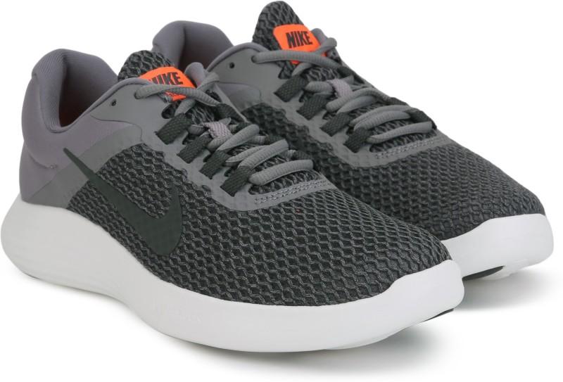 Nike NIKE LUNARCONVERGE 2 Running Shoes For Men(Grey)