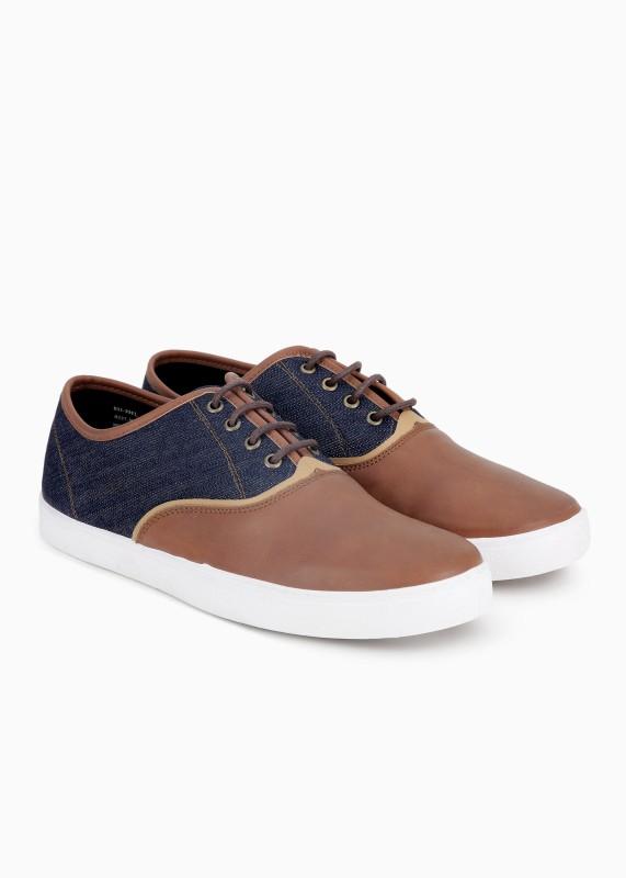 Bata JACOB (LACE) Sneaker For Men(Tan)