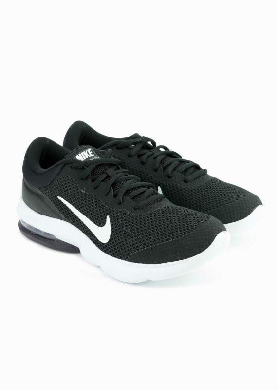 Nike NIKE AIR MAX ADVANTAGE Running Shoes For Men(Black)