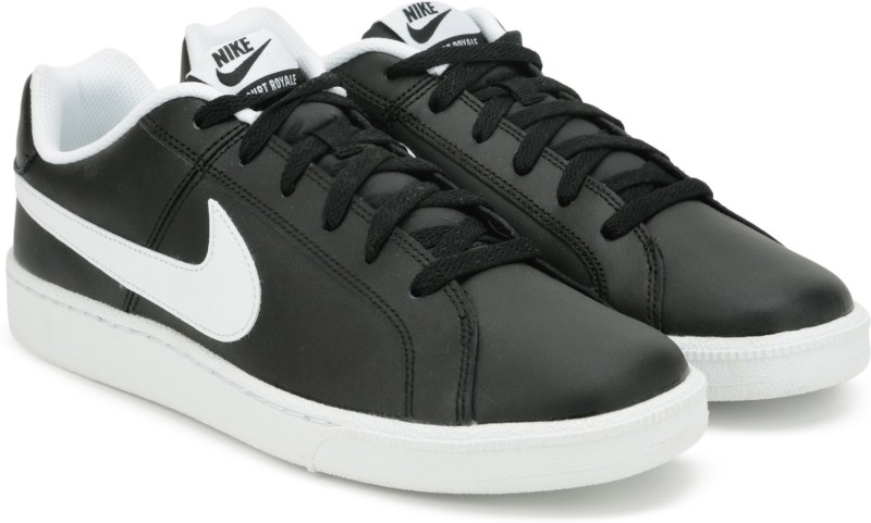Nike Court Royale Shoe Sneakers For Men(Black)