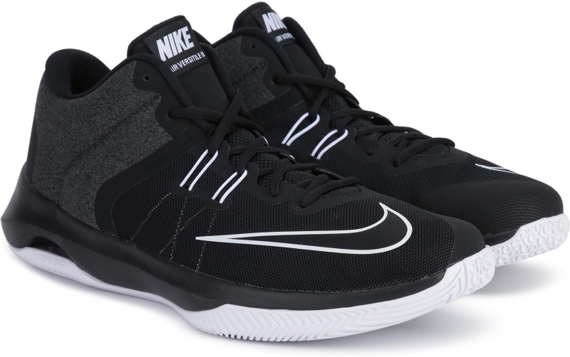 Nike NIKE AIR VERSITILE II Basketball Shoes For Men(Black)