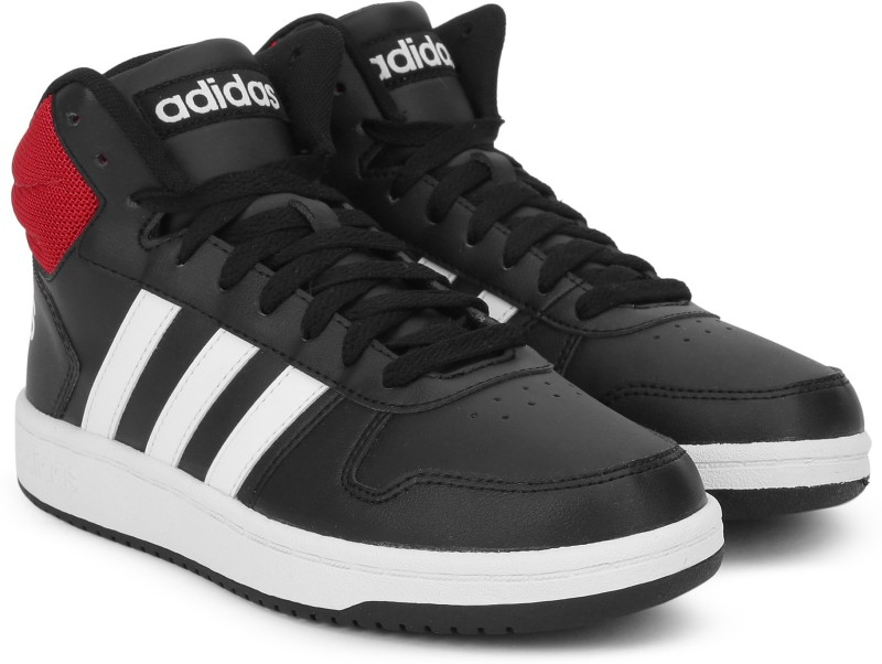 ADIDAS Basketball Shoes For Men(Black)