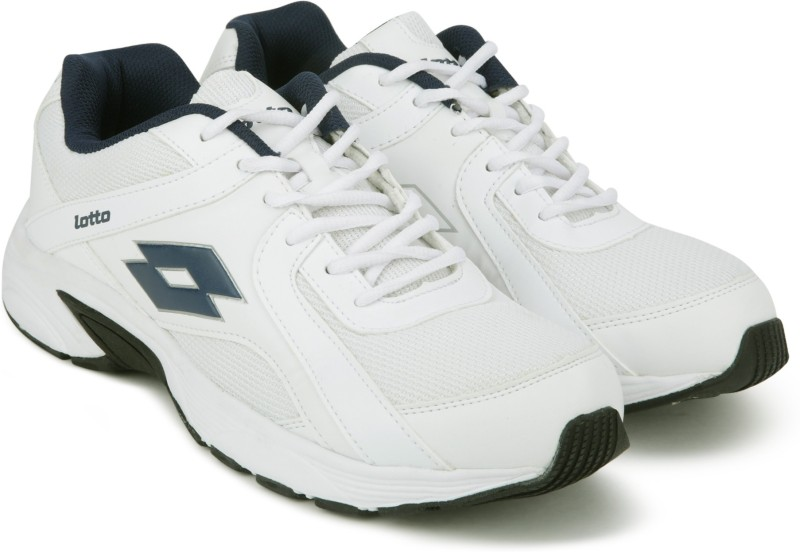 Lotto PORTLANE 2.0 Running Shoes For Men(White)