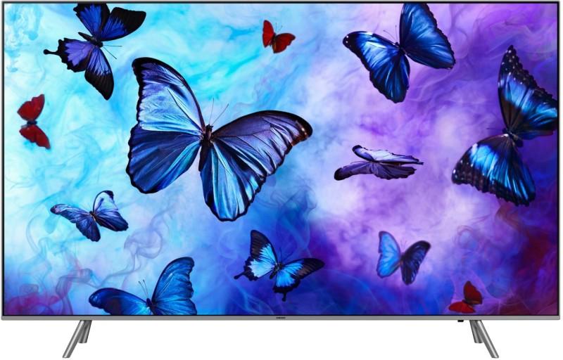 Samsung Q Series 138cm (55 inch) Ultra HD (4K) QLED Smart TV(QA55Q6FNAKXXL)