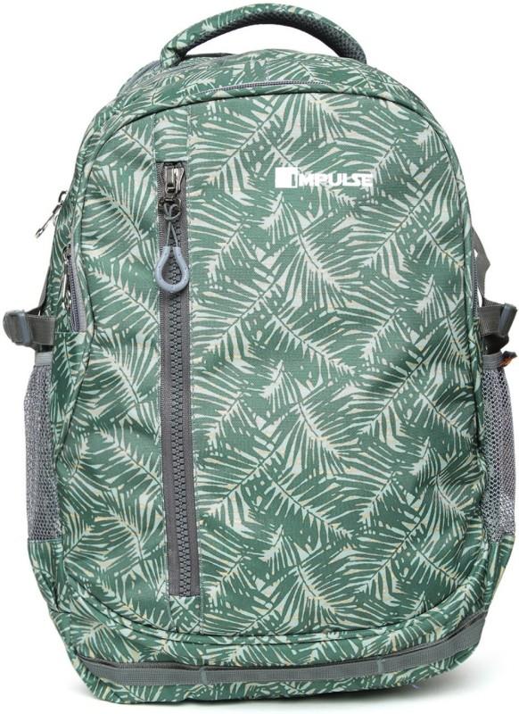 Impulse 35 Ltr Green 35 L Backpack(Green)
