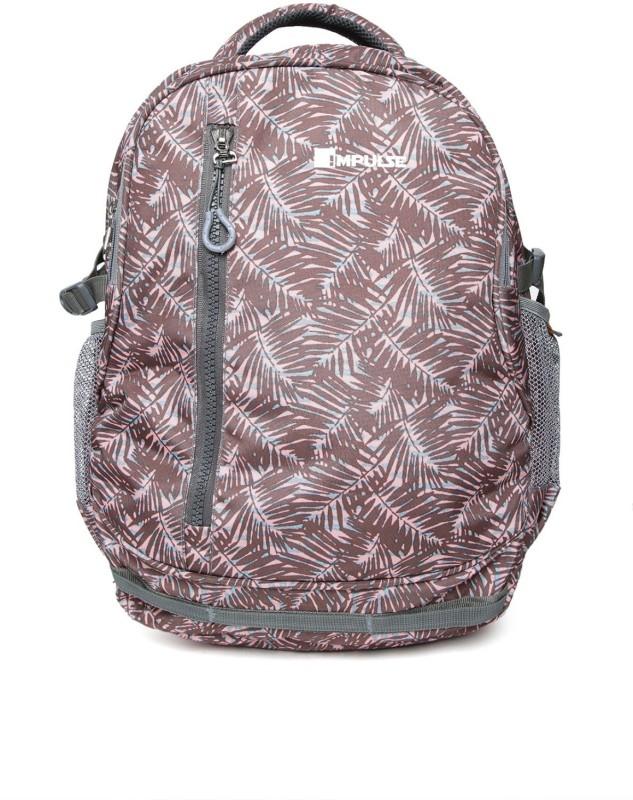 Impulse 35 Ltr Brown 35 L Backpack(Brown)
