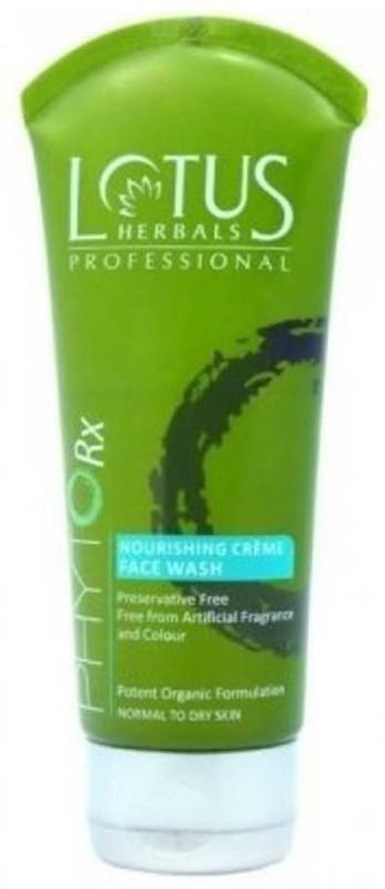 Lotus Professional Phyto Rx Nourishing Crme Face Wash(80 g)