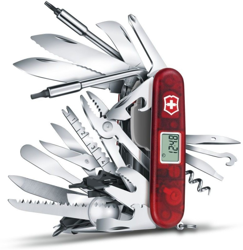 Victorinox Swiss Champ XAVT Multi Tool(Red)