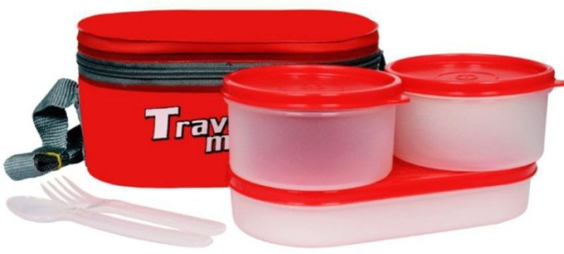 Milton Double Decker 3 Containers Lunch Box(750 ml)