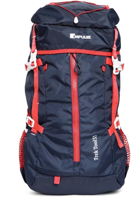 Impulse Trek Tool 55 Blue Rucksack - 55 L(Blue)