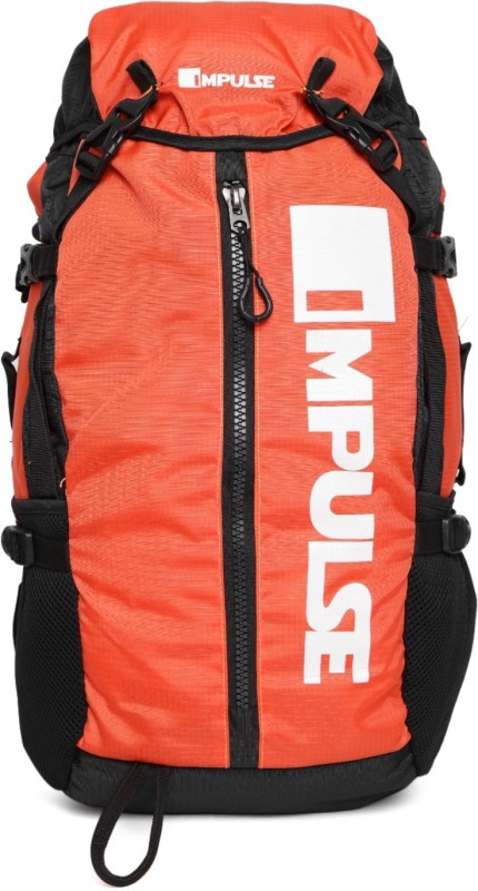 Impulse Climber Orange Rucksack - 40 L(Orange)
