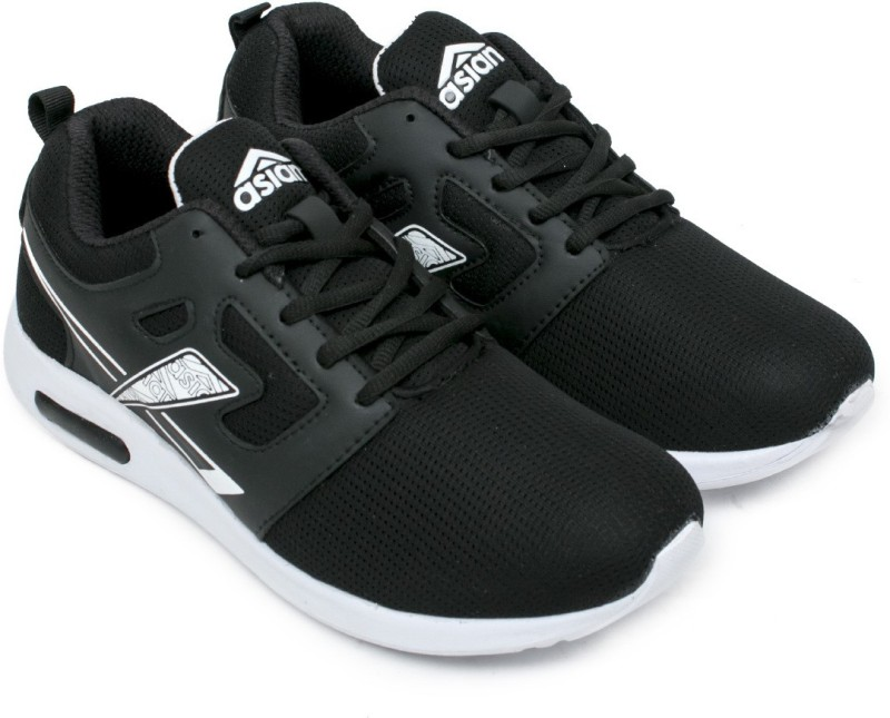 Asian sports shoes Walking Shoes For Men(Black)