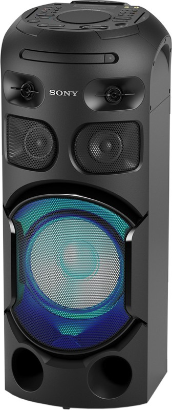 Sony MHC-V41D Gesture Control with 360 Degree Light Bluetooth Party Speaker(Black, 3.1 Channel)