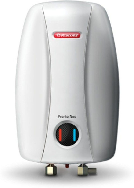 Racold 3 L Instant Water Geyser(White, Pronto Neo 3 Litres Instant Water Heater)