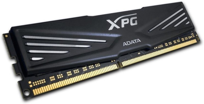 ADATA PC3-12800 DDR3 4 GB (Dual Channel) PC (XPG V1.0)(Black)