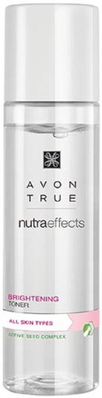 Avon True Nutraeffects Brightening Toner(150 ml)