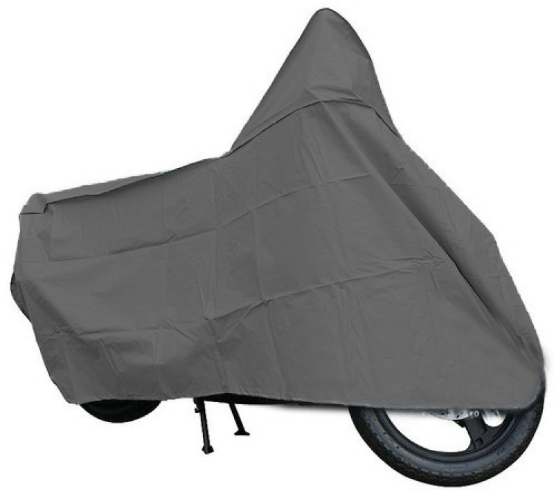 A+ RAIN PROOF Two Wheeler Cover for Royal Enfield(Black)