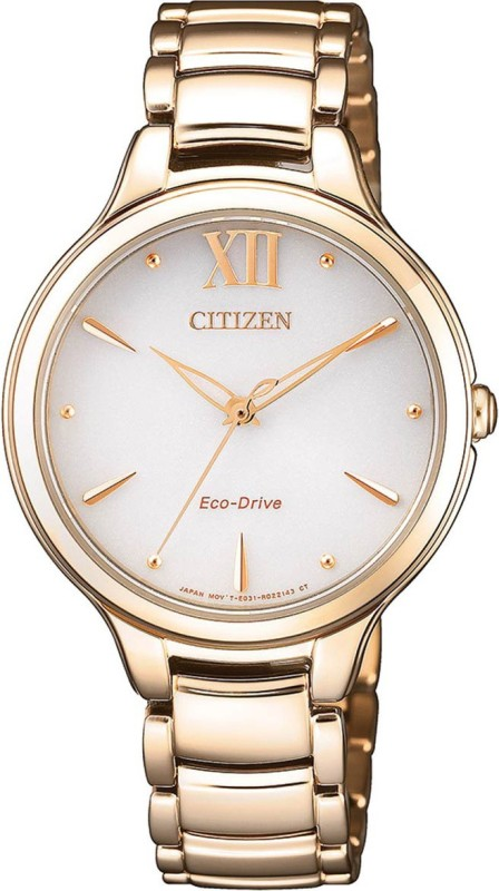 Citizen EM0553-85A Analog Watch - For Women