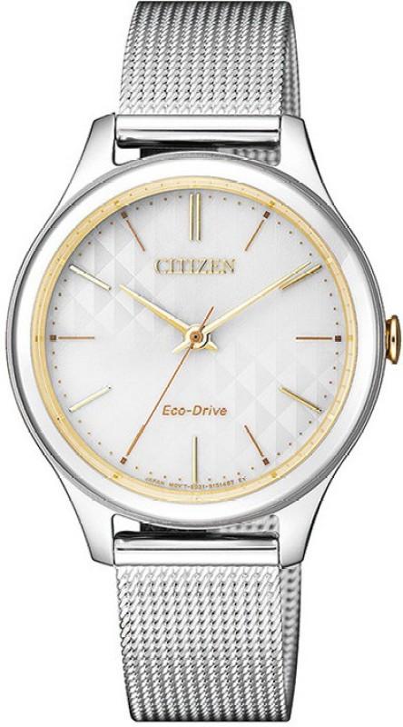 Citizen EM0504-81A Analog Watch - For Women