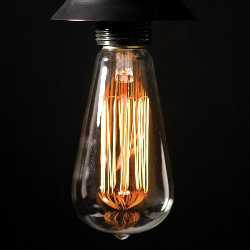 Marical 40 W Decorative E27 Incandescent Bulb(Clear)