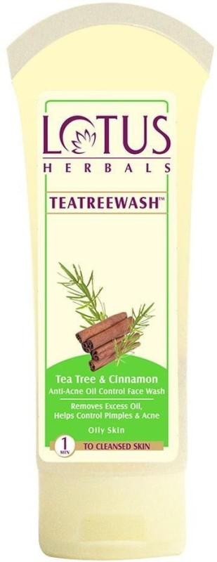 Lotus Herbals Teatreewash Anti-Acne Oil Control Face Wash(80 g)