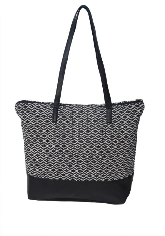 Karpasam Women Black Hand-held Bag