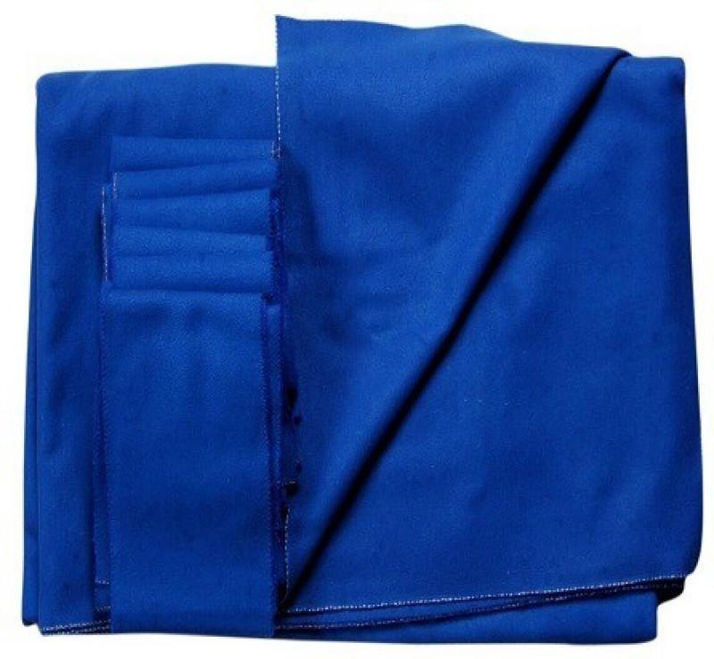 Laxmi Ganesh Billiard Pool Cloth(Blue)