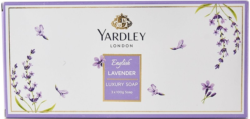 Yardley London English Lavender(100 g, Pack of 3)