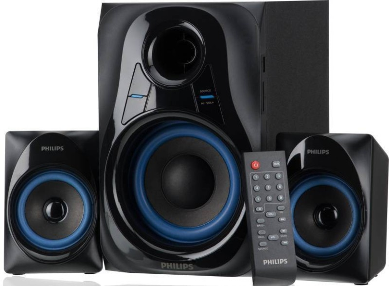 Philips MMS2580B/94 2.1 Home Cinema(Home Theater)