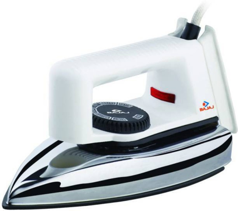 Bajaj no Dry Iron(White)