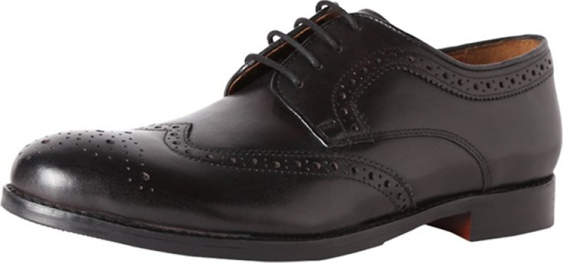 Van Heusen Lace Up For Men(Black)
