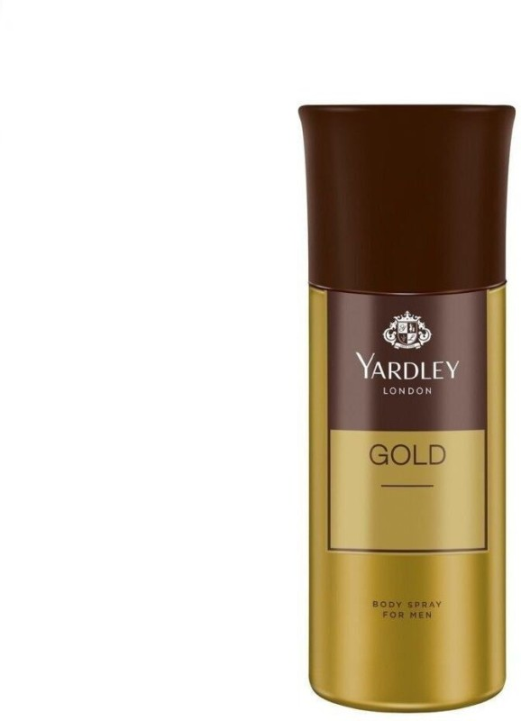 Yardley London Gold Body Spray - For Women(150 ml)