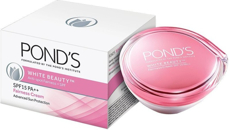 Ponds White Beauty SPF 15 PA Fairness Cream, 50 g(50 g)
